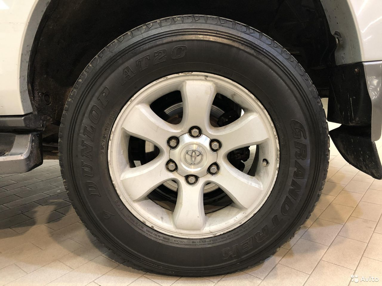 Toyota Land Cruiser Prado, 2003  88129217606 купить 6