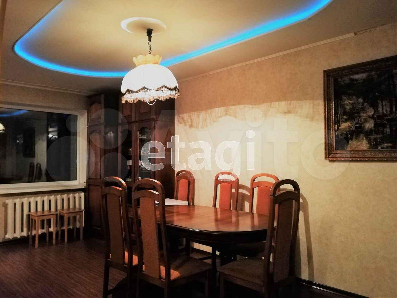 3-room apartment, 62 m2, 2/5 floor.