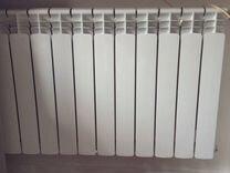 Радиатор биметалл asb