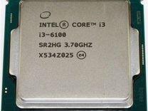 Процессор Intel Core i3-6100 LGA1151 3.7 GHz