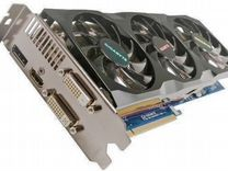 Видеокарта gigabyte GV-R695OC-1GD