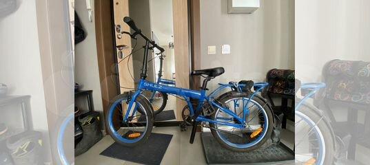 Складной велосипед Shulz Max купить в Санкт-Петербурге | Хобби и отдых | Авито