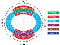 Билеты на финал Лиги Европы 29 мая в Баку