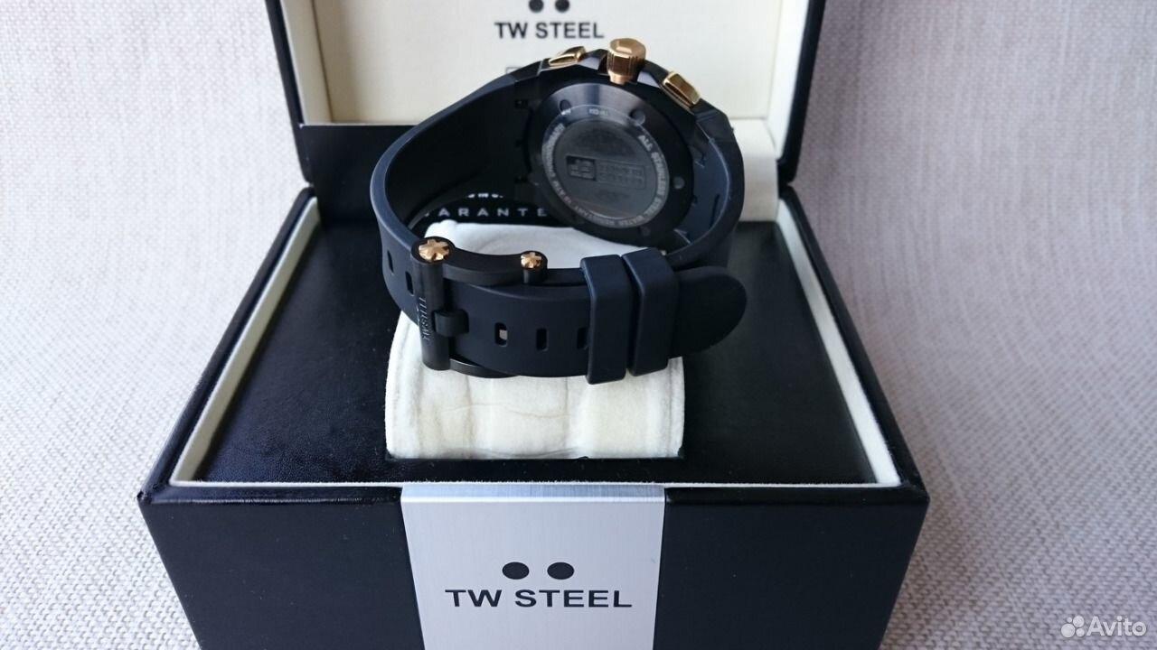 Мужские спортивные часы Хронограф TW Steel Обмен  89525003388 купить 10