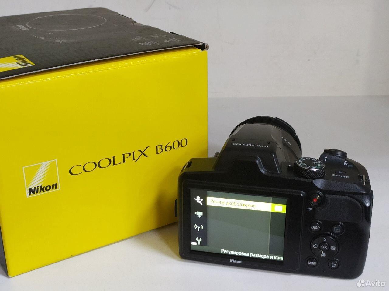 Цифровик суперзум Nikon B600  89136202941 купить 2
