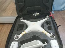 Квадрокоптер dji phantom 3 Professional сумка, акб