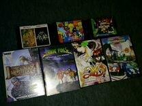 Картриджи для Sega