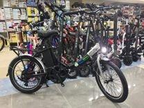 Электровелосипед, Велогибрид в ассортименте