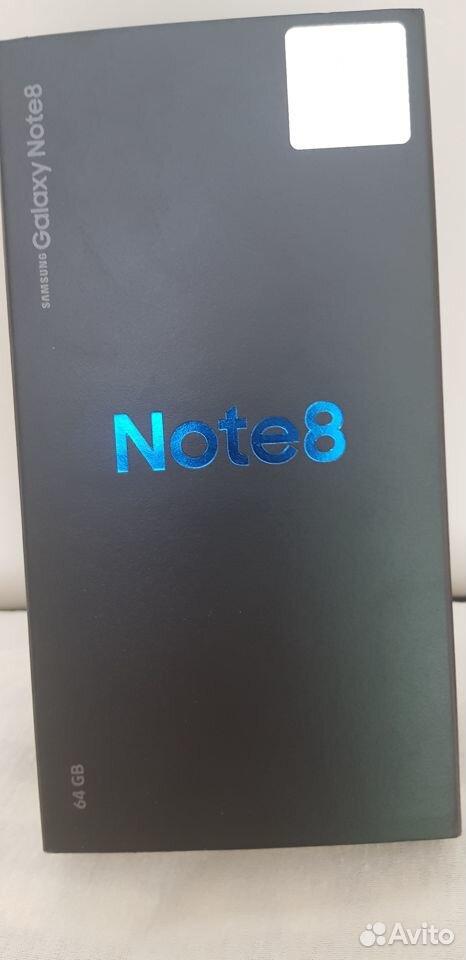 Телефон Samsùng Galaxy Noute 8 с электронным пером