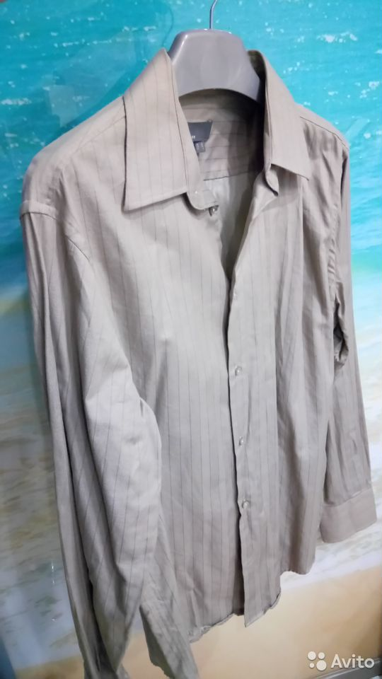 Рубашка муж Mexx р. XL  89005830285 купить 1