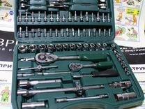 Набор инструментов SATA в чемодане
