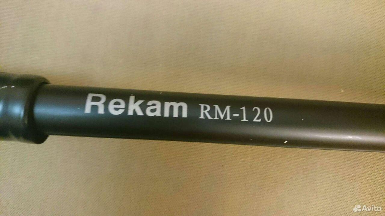 Штатив-монопод rekam RM-120  89125108730 купить 2