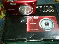 Nikon s 2700