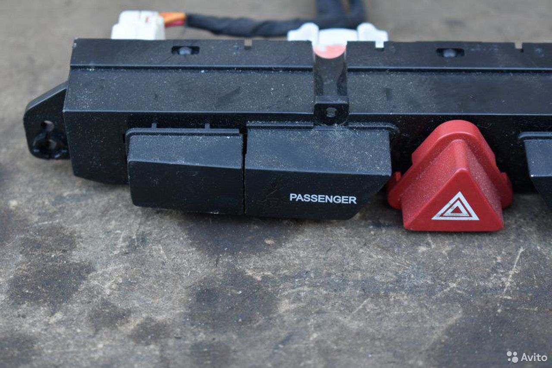Кнопка аварийной сигнализации Kia Ceed 1 поколение  89307139175 купить 2