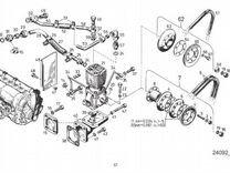 Каталог запчастей двигатель deutz