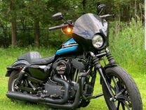 Ветровик Sportster ветровое стекло Harley мото