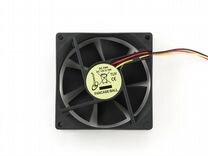Вентиляторы Gembird fancase/ball, 80x80x25