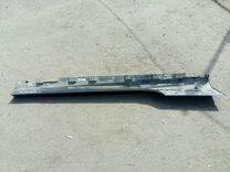 MB S-class C217 накладка порога левая
