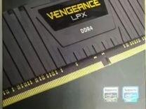 Оперативная память Corsair Vengeance LPX 2x8 DDR4