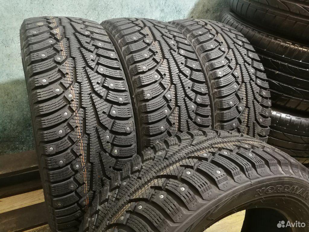 Зимние шины 215 55 16 Nokian Nordman 5 89992056016 купить 1