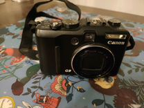 Фотоаппарат Canon Power Shot G9