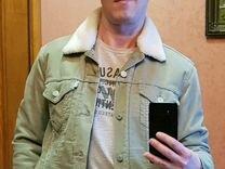 Куртка Levi's, новая, вельветовая