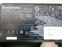 Блок питания adlx65NCC3A для Lenovo — Бытовая электроника в Первоуральске