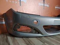 Бампер передний Opel Astra H 13161055