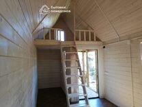 Лофт современный домик
