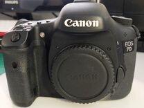 Фотоаппарат Canon 7d body (полупрофессиональный) — Фототехника в Петрозаводске