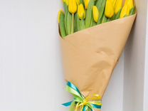 Тюльпаны, гиацинты, пионы