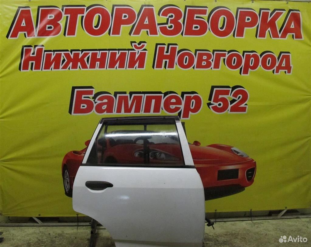 89524408730  Nissan Wingroad Ad Y11 1999-2005 Дверь задняя пр