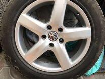 Продам диски и шины VW Touareg
