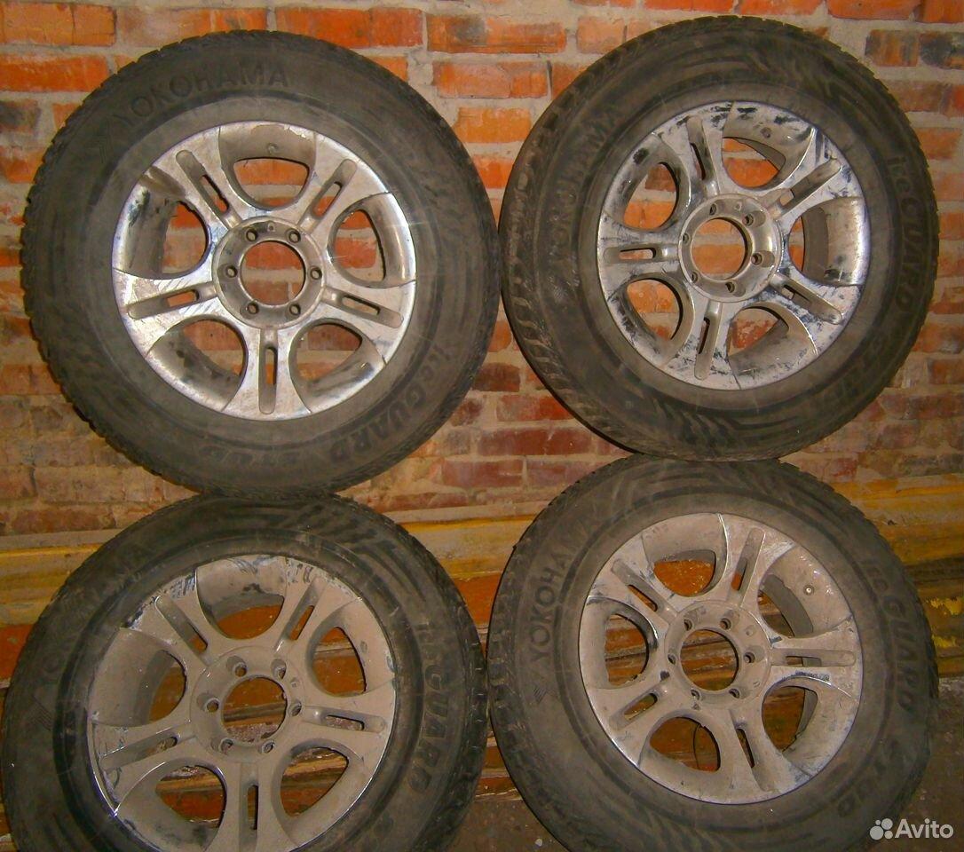 Колеса на mitsubishi pajero  89139139878 купить 5
