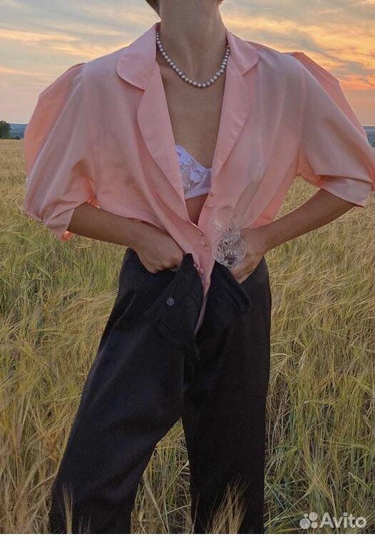 Французская блуза винтаж  89224783788 купить 2