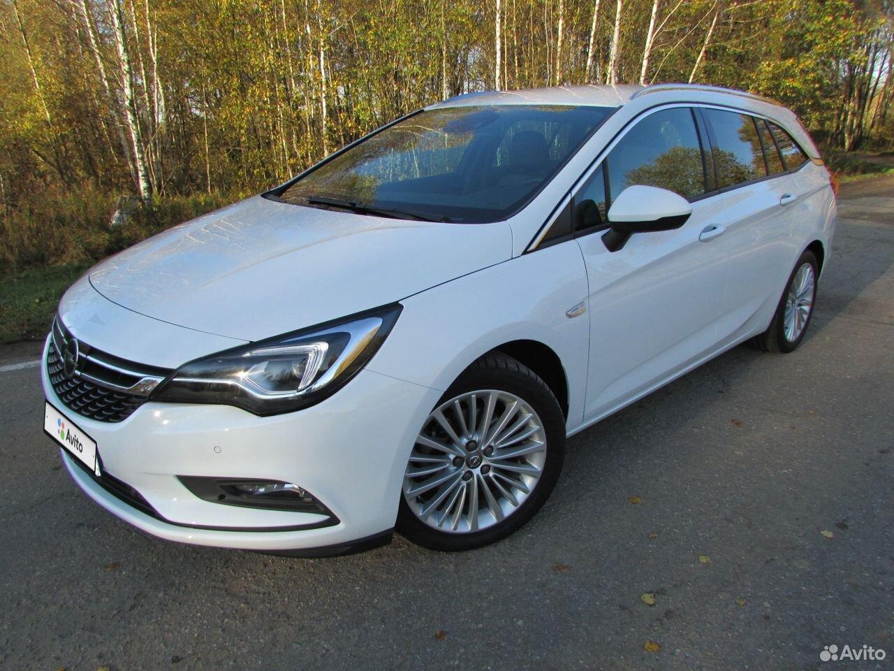 Opel Astra, 2017  89611352604 купить 1