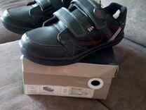 Новые ботинки 34 размера