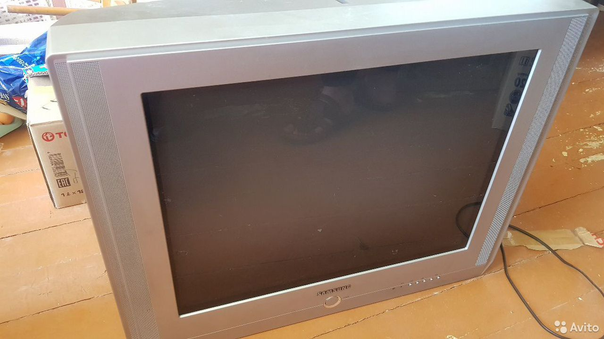 Телевизор samsung cs-29m20wu  89024837636 купить 1