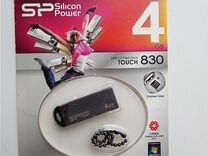 Флешка Silicon Power 4Gb