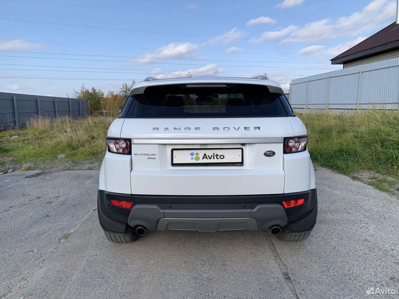 Land Rover Range Rover Evoque, 2014  89091955497 купить 5