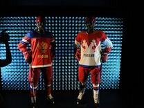 Хоккейные свитера Nike сборных России, Чехии