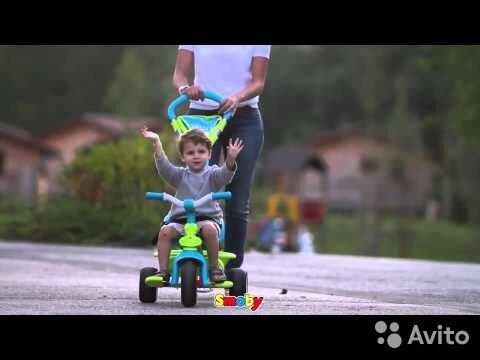 Детский велосипед Smoby Baby driver confort  89005705726 купить 2